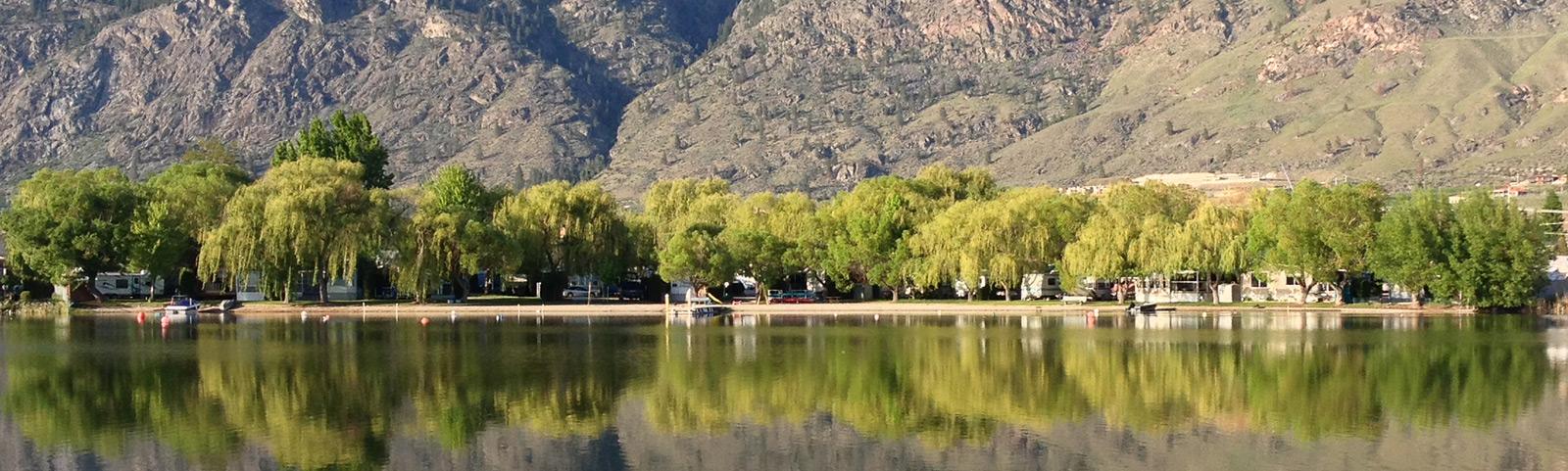Paradise Park from Solana Bay